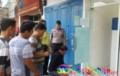 Kawanan Perampok Gondol Mesin ATM BRI Syariah Kota Tebingtinggi