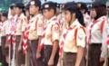 Di Jawa barat, 3000-an Pramuka Bantu Amankan Arus Mudik Lebaran