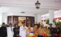 Pemko Tebingtinggi Silaturahmi dengan Anggota LVRI dan DHD-45