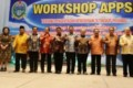 Lima Gubernur Hadiri Workshop APPSI di Kota Medan