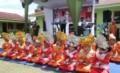 Tari Indang Warnai Puncak Peringatan HAN 2017 Di Siantar