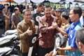 Kepala Desa Di Nias Terima Bantuan Sepeda Motor