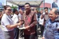 Ribuan Guru Non PNS di Kepulauan Nias Terima SK