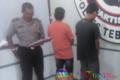 Kasus Sabu, Dua Pria ini Nginap Disel Polres Tebingtinggi