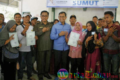 JR Saragih Sambangi Warga Kecamatan Gunung Malela