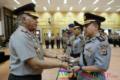 Kapolda Sumut Pimpin Sertijab Pejabat Utama dan Lima Kapolres