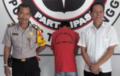 Miliki Sabu, Pedagang Kain Ditangkap Polsek Padang Hulu