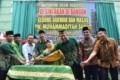 Pembangunan Gedung Dakwah dan Masjid PWM Sumut Diresmikan