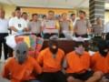 Polres Sergai Rilis Pelaku Pembunuh Asiroh Nasution