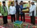 Safari Ramadhan Pemkab Sergai, Bupati Minta Jelang Pilgubsu Masyarakat Tidak Mudah Termakan Isu Menyesatkan