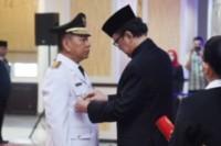 Eko Subowo Dilantik Jadi Pj Gubernur Sumatera Utara