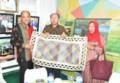 Stand Pemkab Sergai Berpartisipasi Pada Tebing Tinggi Expo 2018