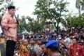 Ribuan Nelayan Demo di Kantor Gubernur Sumut,