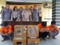 Polres Sergai Gelar Press Release Kasus OTT,Temuan Ranmor dan Judi Jak Pot