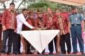 Gubernur Buka Jambore TTG ke XVIII Propinsi Sumut di Tebingtinggi