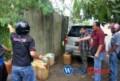 Polres Tebingtinggi Grebek Gudang Penimbunan BBM