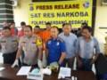Polres Sergai Ringkus Gopal Bandar Sabu