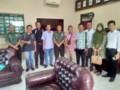 Persatuan Wartawan Labura Audiensi Dengan Dandim 0209 Labuhanbatu
