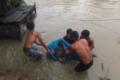 Mayat Pria ditemukan Mengambang di Sungai Padang