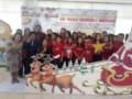 SD Katolik Budi Murni 1 Medan Gelar Syukuran Natal dan Tahun Baru