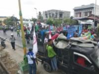 Pertemuan Buruh dan Pemkab  Sergai Tertutup, Wartawan Dilarang Meliput
