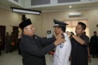 Bupati Sergai Lantik Pejabat Administrator dan Pengawas