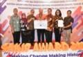 """Sergai Kembali Raih Penghargaan SAKIP """"B"""" Tahun 2018"""