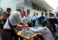 Ratusan Pegawai Lapas Tebingtinggi Lakukan Tes Urine