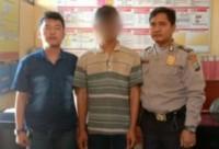 Sebulan Buron, Pelaku Pencurian Diamankan Polisi