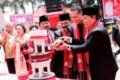 Wagubsu Buka Perayaan Hari Jadi Kabupaten Samosir