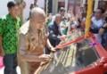 Bupati Sergai Resmikan Vihara Tridharma Buddha Pantai Cermin
