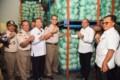 Gubsu Lepas Ekspor 50,2 Ton Kubis Berastagi ke Malaysia