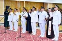 Gubernur Sumut Lantik Tiga Bupati dan Wakil Bupati