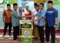 Tim X Akhiri Safari Ramadhan di Masjid Al-Hidayah Tebing Tinggi