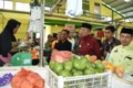 Jelang Ramadhan, Bupati Sergai Survey Harga Pasar