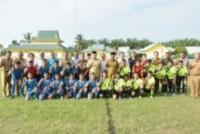 Bupati Sergai Buka Gala Siswa Indonesia Tingkat SMP