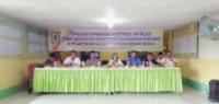 Rakor Kecamatan Bahas Pilkades Berjalan Sukses