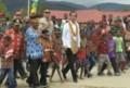 Jokowi Akan Bangun Infrastruktur Dan Pasilitas Publik di Pegunungan Arfak