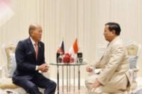Bertemu Sejumlah Menhan ASEAN, Prabowo Kenalkan Industri Pertahanan Buatan Pindad