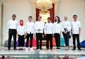 Presiden Jokowi Kenalkan Tujuh Staf Khusus Dari Kalangan Milenial