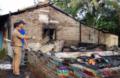 3 Rumah Terbakar Di Tebingtinggi, Seorang Kakek Tua Menderita LukaBakar