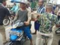 Komunitas Becak Tanjung Beringin Galang Dana Untuk Palu