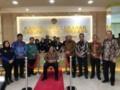 Resmikan Gedung Baru BPN Deli Serdang, Menteri Agraria Serahkan Sertifikat