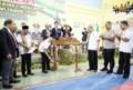 Sekjen PB Forki Buka Kejuaraan Karate Tebingtinggi Open