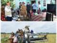 Bahas Pertanian Mentan Video Konferensi Dengan Bupati