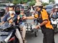 Xtrim Indonesia Bagikan Masker dan Takjil Gratis di Tebing Tinggi