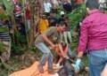 Mayat Rangga Ditemukan Mengapung di Sungai Padang