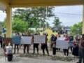 6 Bulan Tidak Terima Honor ,Perangkat Desa Datangi Kantor Camat Tanjung Beringin