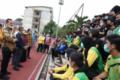 Menpora Ingatkan Siswa PPLP Sumut Untuk Konsentrasi Berlatih