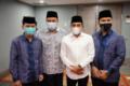 Gubsu Dan Wali Kota Tebingtinggi Semangati Kafilah Asal Sumut di Padang